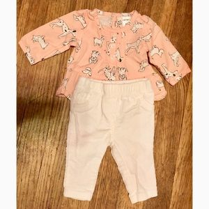 Other - Outfit for baby girl
